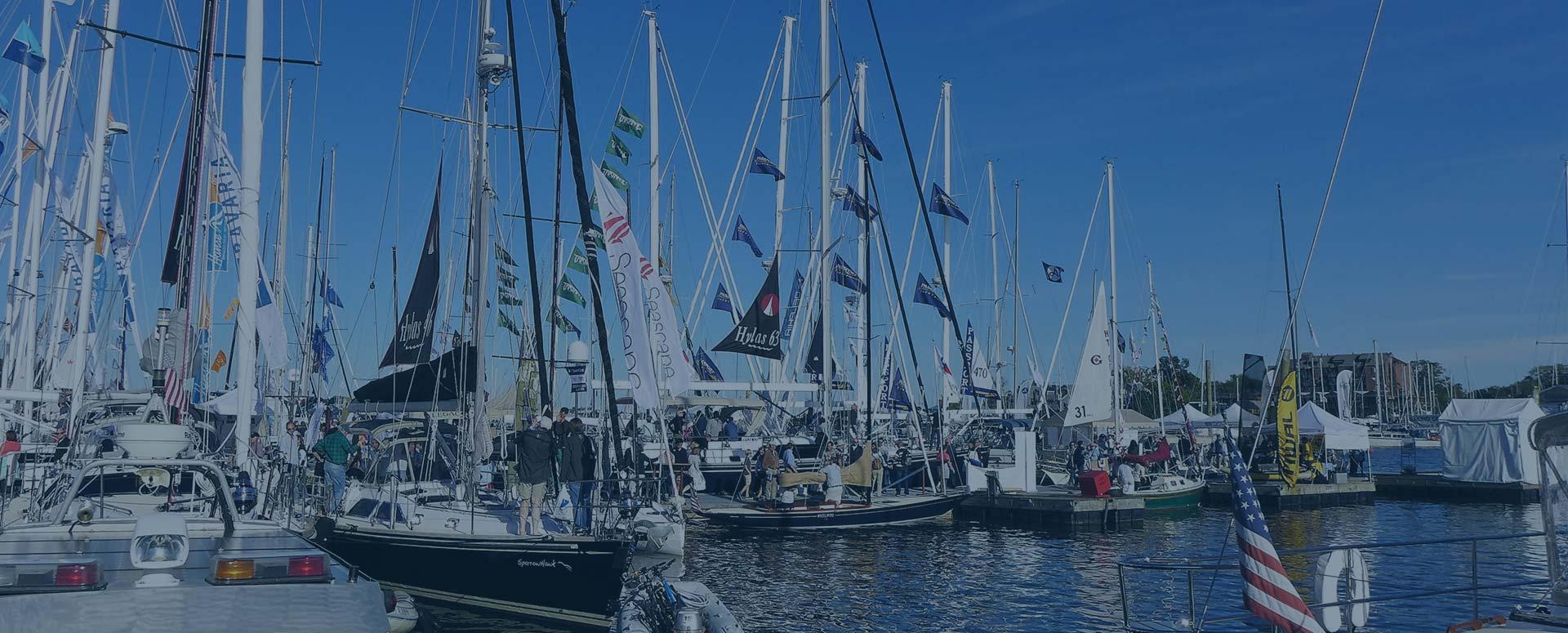 Annapolis Boat Show 2020.Tradewinds Desktop Edition