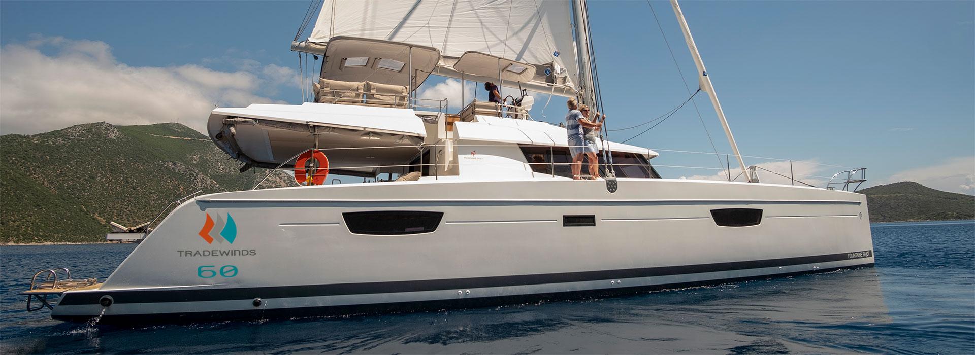 Aletheia is a TW70 luxury yacht